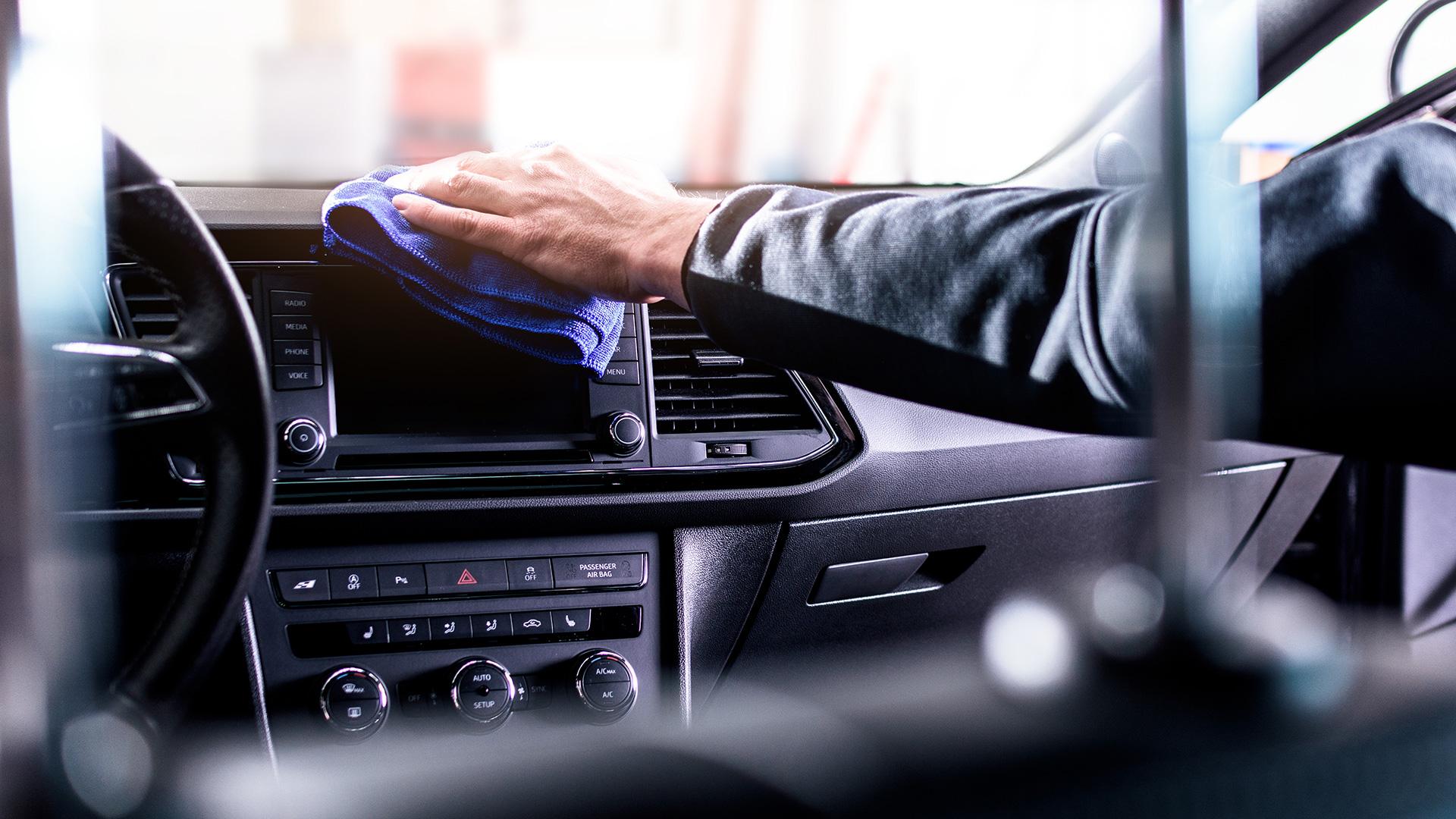AHD Gebrauchtwagen Fahrzeugaufbereitung