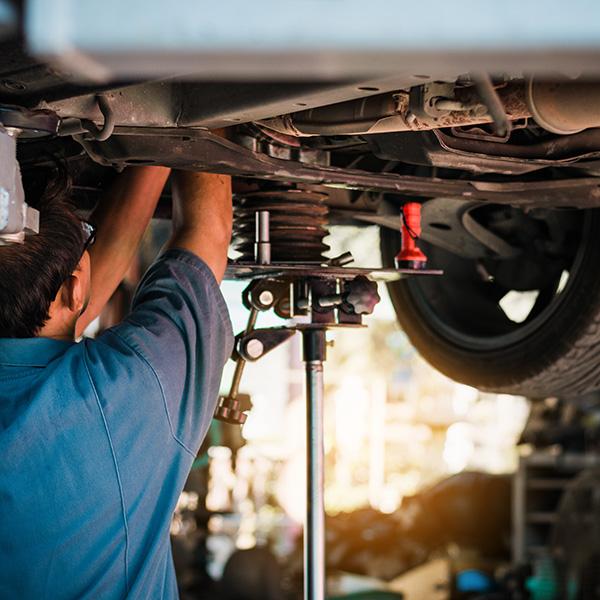 AHD Gebrauchtwagen Reparatur