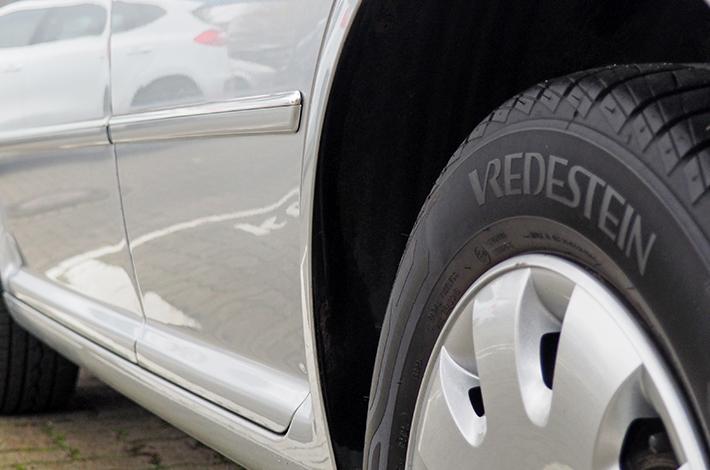 AHD Gebrauchtwagen Fahrzeugaufbereitung Reifen Lack nachher