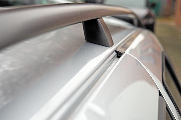 AHD Gebrauchtwagen Fahrzeugaufbereitung Reling nachher